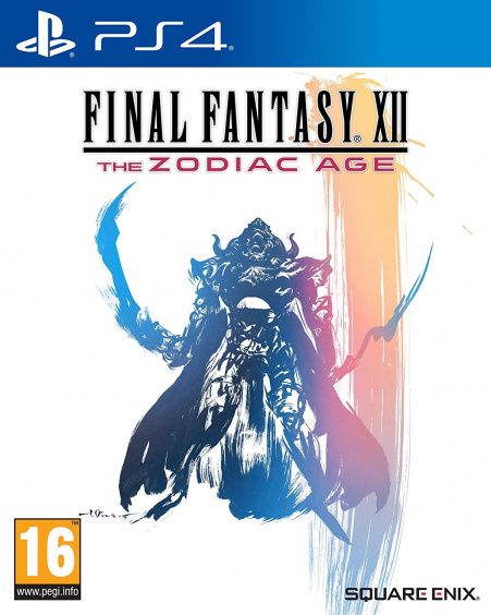 Final Fantasy XII: The Zodiac Age [PS4, Английская версия]