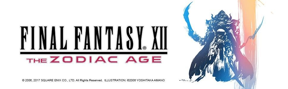 final fantasy XII the zodiac age, ps4