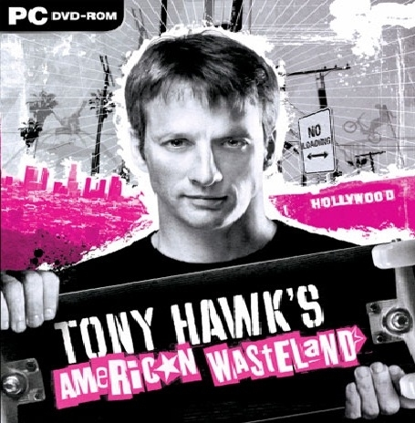 Tony Hawk's American Wastelan [РС-DVD, Jewel, Английская версия]