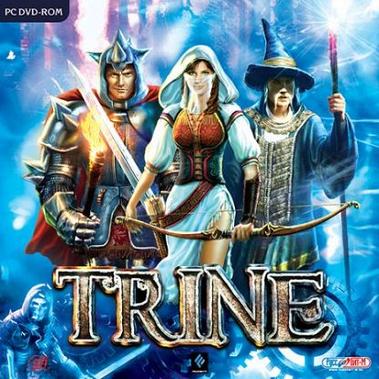 Trine [PC-DVD, Jewel, Русская версия]