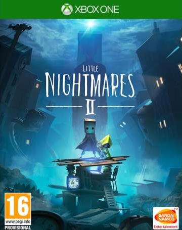 Little Nightmares II. Deluxe Edition [Xbox One, Русские субтитры]