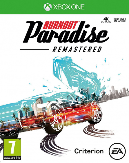 Burnout Paradise Remastered [Xbox One, Русские субтитры]