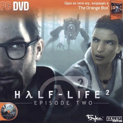 Half-Life 2: Episode Two [PC-DVD, Jewel, Русская версия]