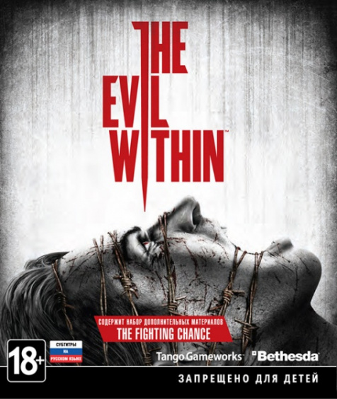 The Evil Within [PC-DVD, Jewel, Русские субтитры]