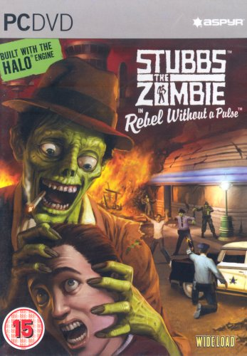 Stubbs The Zombie: Месть короля [PC-DVD, Jewel, Русская версия]