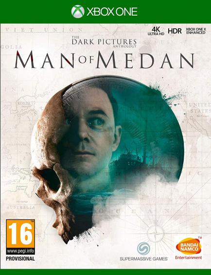 The Dark Pictures: Man of Medan [Xbox One, Русская версия]