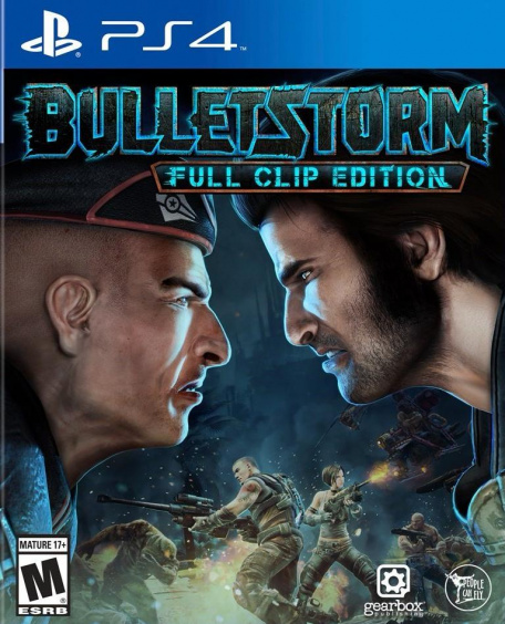 Bulletstorm: Full Clip edition [PS4, Русские субтитры]