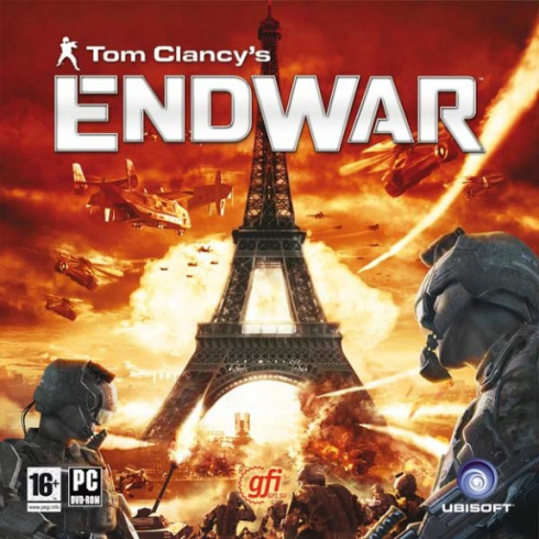 Tom Clancy's. EndWar [PC-DVD, Jewel, Русская версия]