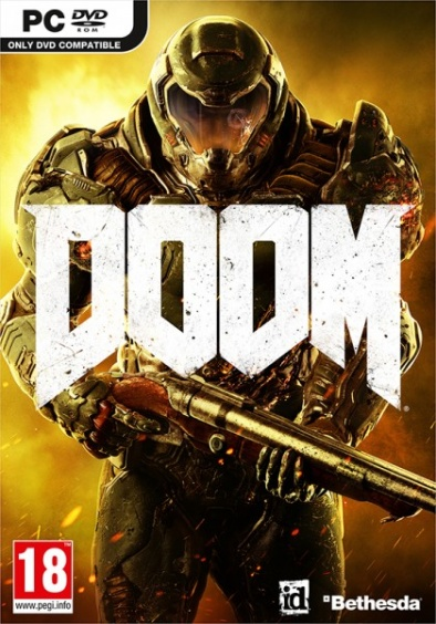 Doom [PC-DVD, Box, Русская версия]