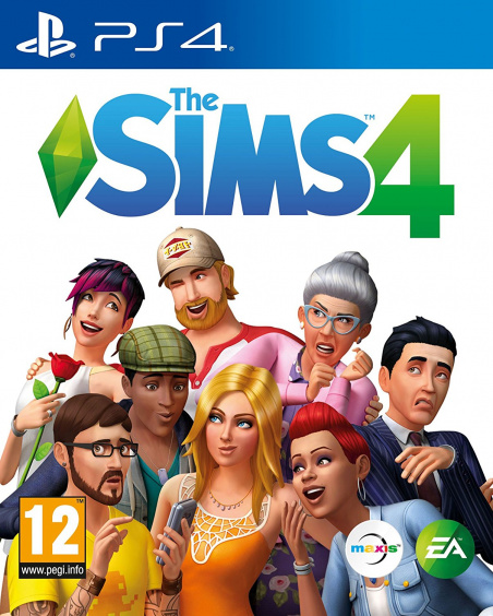 The Sims 4 [PS4, Русская версия]