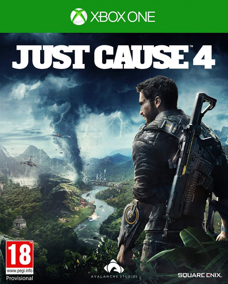 Just Cause 4 [Xbox One, Русские субтитры]