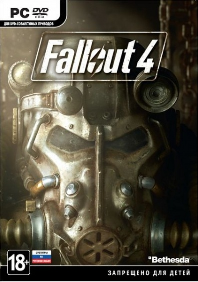 Fallout 4 [PC-CD, Box, Русские субтиры]