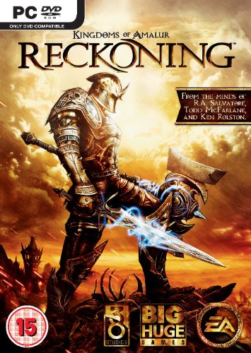 Kingdoms of Amalur: Reckoning [РС-DVD, Box, Английская версия]