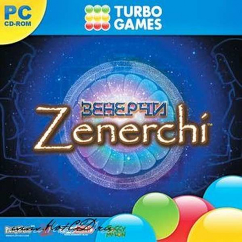 Turbo Games. Zenerchi. Зенерчи [PC-CD, Jewel, Русская версия]