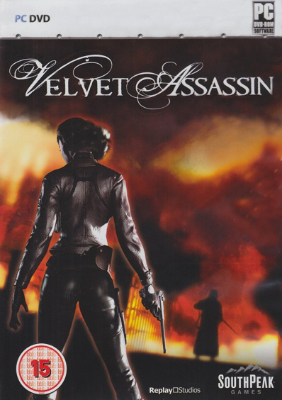 Velvet Assassin [PC-DVD, Box, Русская версия]