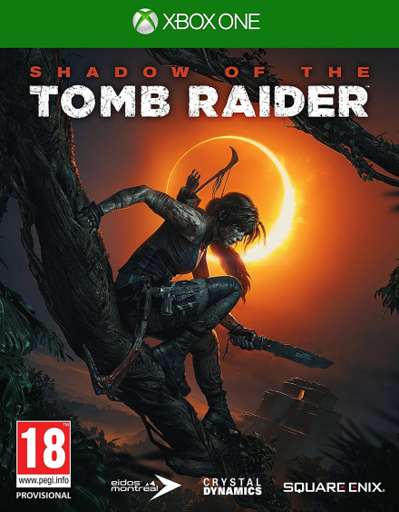 Shadow of the Tomb Raider [Xbox One, Руская версия]