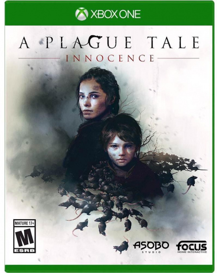 A Plague Tale: Innocence [Xbox One, Русская версия]