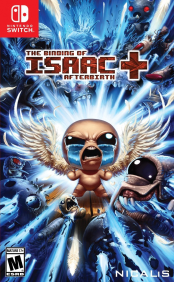 The Binding of Isaac: Afterbirth + [Switch, английская версия]