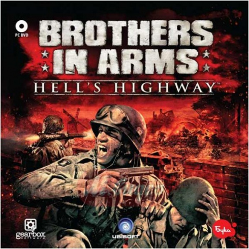 Brothers in Arms: Hell's Highway [PC-DVD, Jewel, Русская версия]