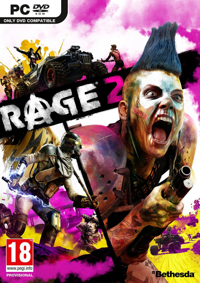 Rage 2 [PC-DVD, Box, Русская версия]