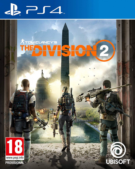 Tom Clansy's. The Division 2 [PS4, Русская версия]