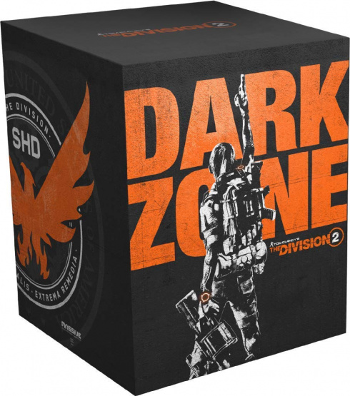 Tom Clansy's. The Division 2. Dark Zone Collector's Edition [PS4, Русская версия]