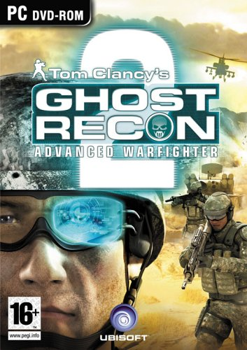 Tom Clancy's. Ghost Recon: Advanced Warfighter 2 [PC-DVD, Русская версия]