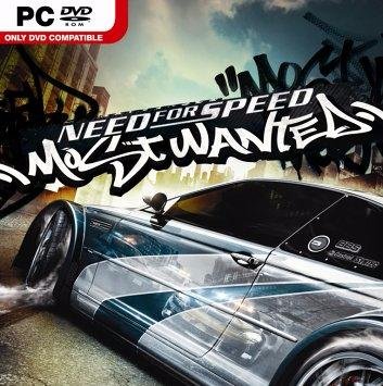Need for Speed: Most Wanted [PC-DVD, Jewel, Русская версия]
