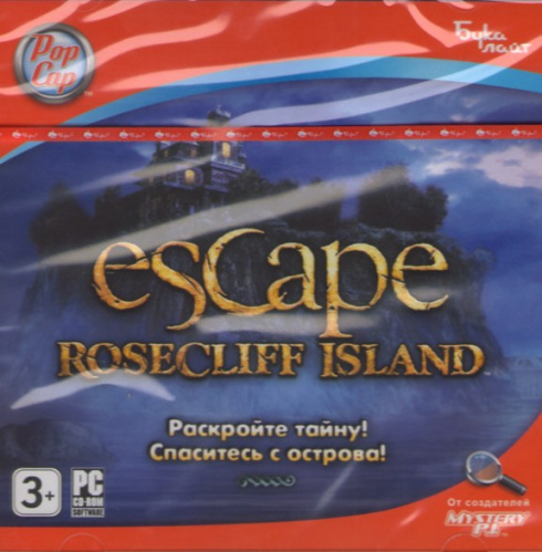 Escape Rosecliff Island [PC-CD, Jewel, Русские субтитры]