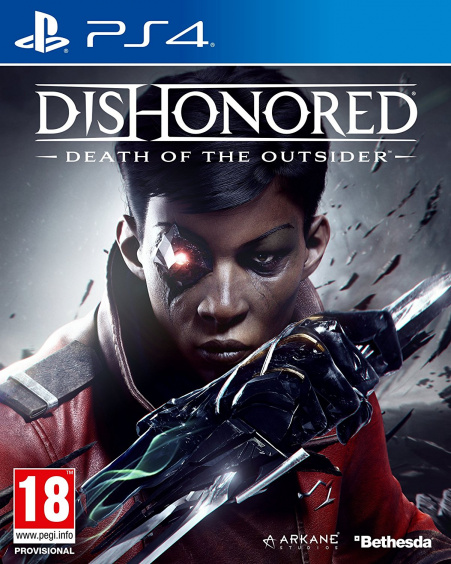 Dishonored: Death of the Outsider [PS4, Русская версия]