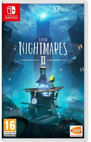 Little Nightmares II. Deluxe Edition [Switch, Русские субтитры]