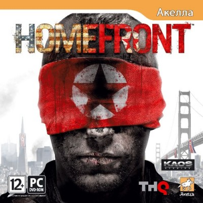 Homefront [PC-DVD, Jewel, Русская версия]