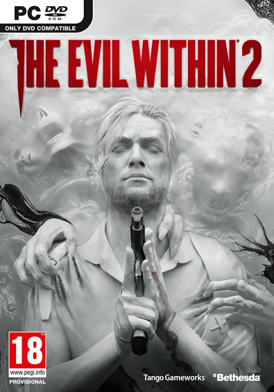 The Evil Within 2 (код на загрузку) [PC-DVD, Jewel, Русская версия]