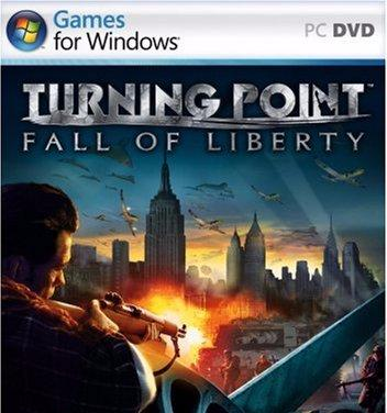Turning Point. Fall of Liberty [PC-DVD, Jewel, Русские субтитры]
