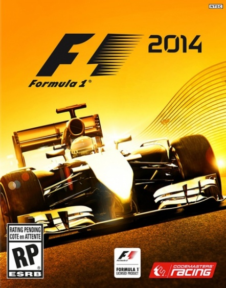 Formula 1 2014 [PC-DVD, Box, Русская документация]