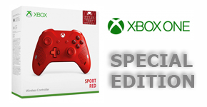 Геймпад Xbox One Red
