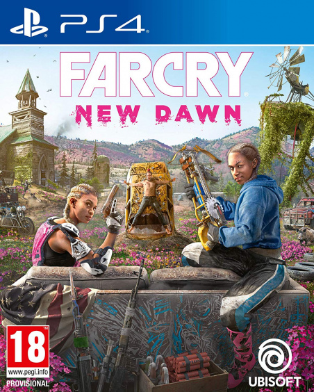 Far Cry New Dawn [PS4, Русская версия]