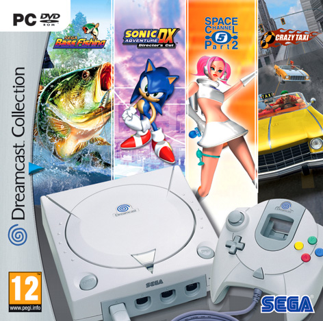 Dreamcast Collection [PC-DVD, Jewel, Английская версия]