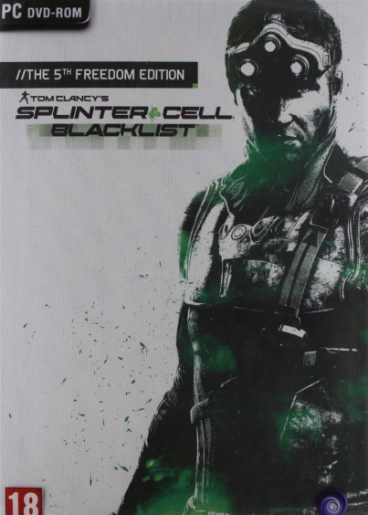 Tom Clancy's. Splinter Cell: Blacklist (The 5th Freedom Edition) [РС-DVD, Box, Русская версия]
