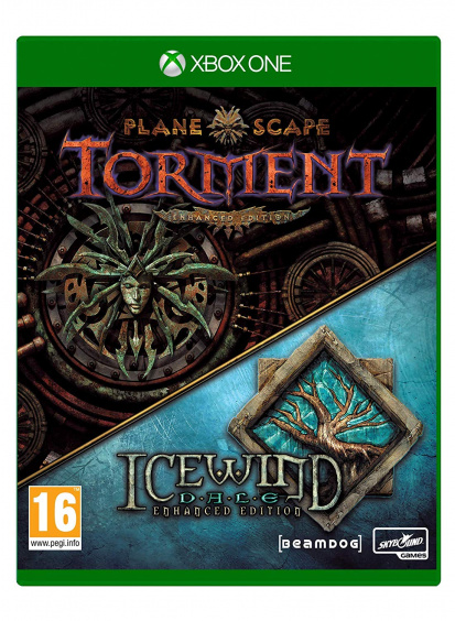 Planescape: Torment (анг.) & Icewind Dale Enhanced Edition (рус.) [Xbox One, Русская версия]