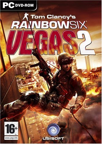 Tom Clancy's. Rainbow Six: Vegas 2 [РС-DVD, Box, Русская версия]