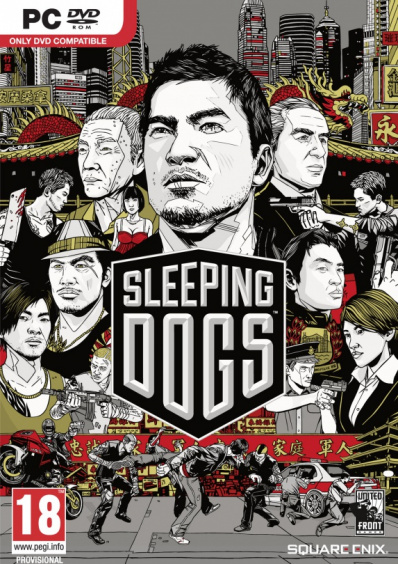 Sleeping Dogs (Definitive Edition) [PC-DVD, Box, Русские субтитры]