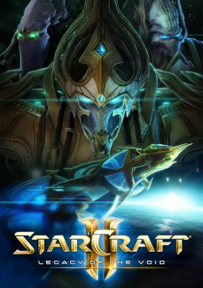 StarCraft II: Legacy of the Void [PC-DVD, Box, Русская версия]