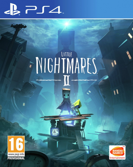 Little Nightmares II. Deluxe Edition [PS4, русские субтитры]