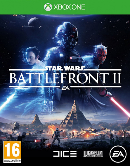 Star Wars: Battlefront II [Xbox One, Русская версия]
