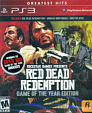 Red Dead Redemption. Game of the Year Edition (Greatest Hits) [PS3, Английская версия]
