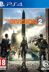Sony PS4 Tom Clansy's The Division 2 Standart Edition