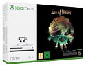 Xbox One Slim (1 Tб) (белый) + игра Sea of Thieves (234-00334)