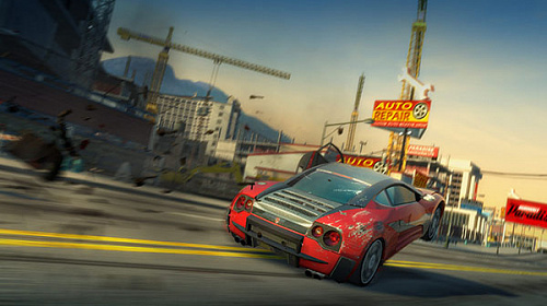 Burnout Paradise HD Remaster появится на PS4