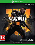 Microsoft Xbox One Call of Duty: Black Ops 4 Standard Edition
